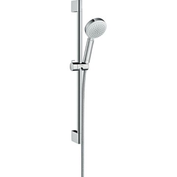 26651400 – Crometta 100 Shower Set Vario with Shower Bar, 0.65m