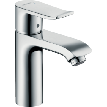 31080009 - Metris Single Lever Basin Mixer 110
