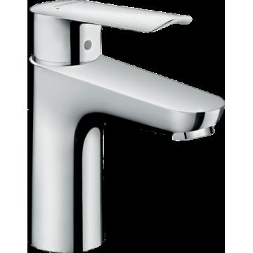 71161009 – Logis E Single Lever Basin Mixer 100
