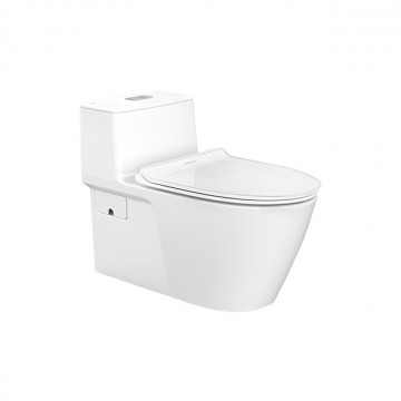 20075 - Acacia SupaSleek One-Piece Toilet